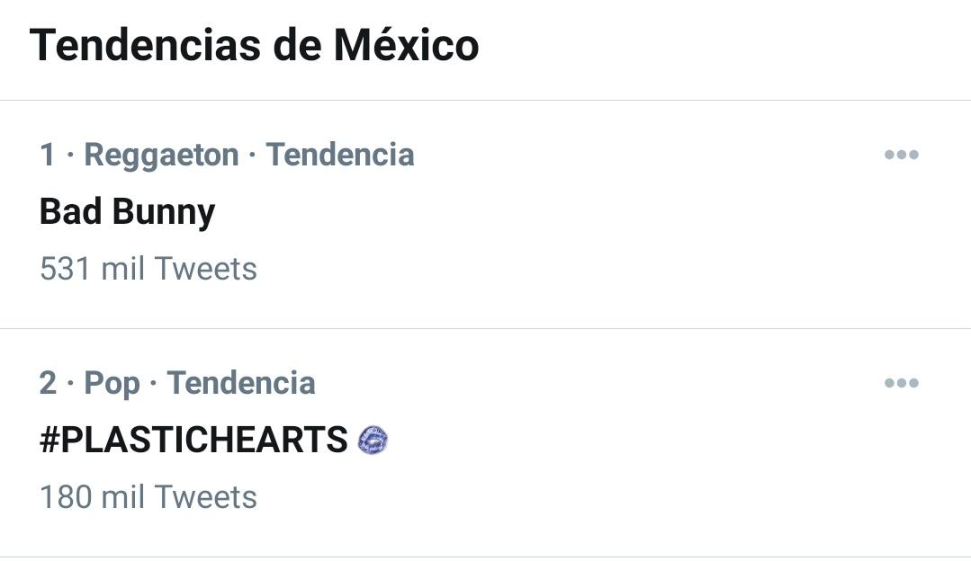 #PLASTICHEARTS rockin 'in Mexico