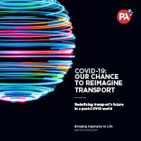 """Download a free copy of our report """"Our Chance to Reimagine Transport""""  #futureoftransport    #reimagine #transport #recovery"""