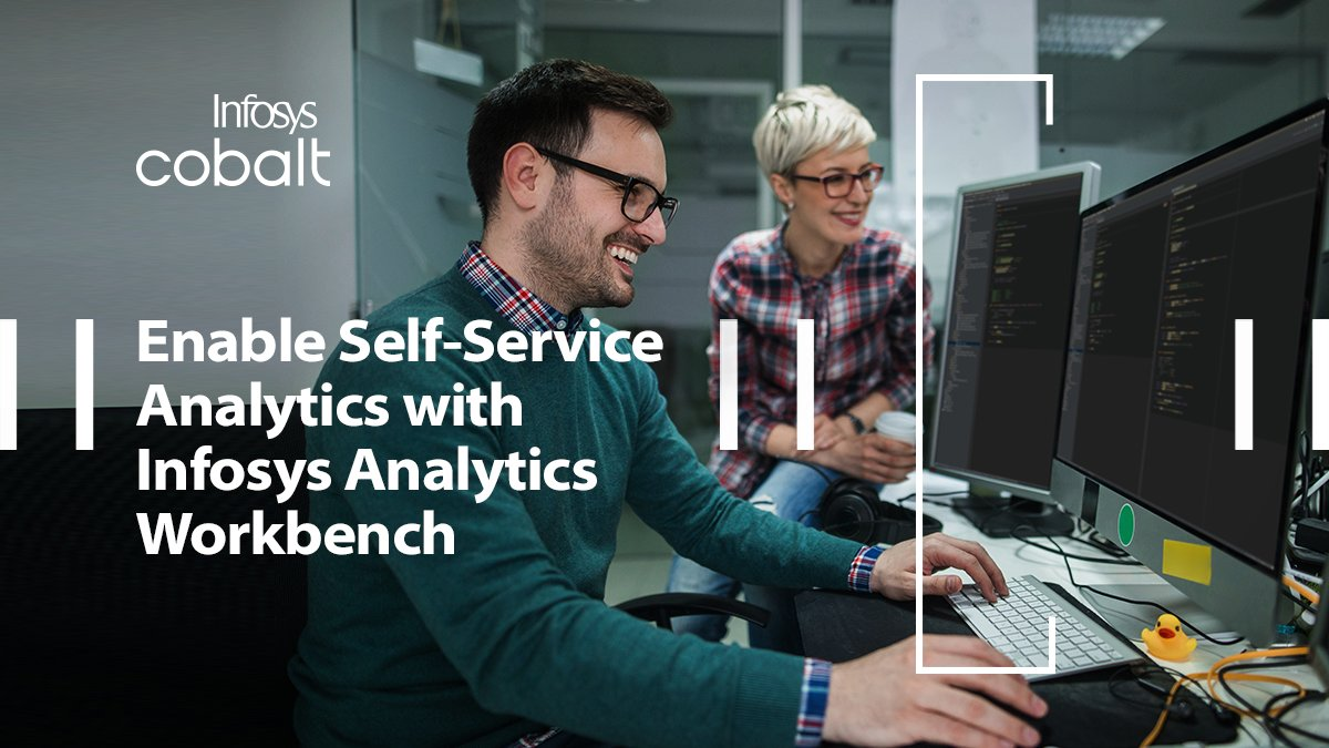 Data in silos makes #data acquisition difficult for enterprises and thus modelling and insights often suffer. Infosys #Analytics Workbench enables enterprises to focus more on modelling and insights. Read more https://t.co/ZdUCxMnsft #InfosysCobalt #DataDoMore https://t.co/33LcQ47nOF