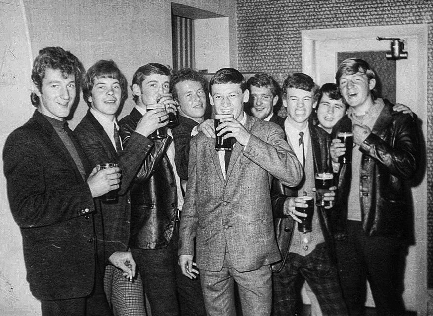 A night out in York, 1968. Photo submitted by Dean Wade.