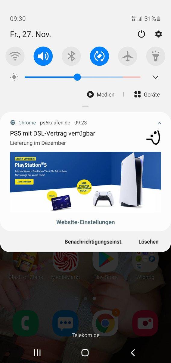 Haha, so kannst keine mehr kaufen aber so verkloppen sie die Ps5! #PlayStation #PlayStation5 https://t.co/OSUzETLaz8