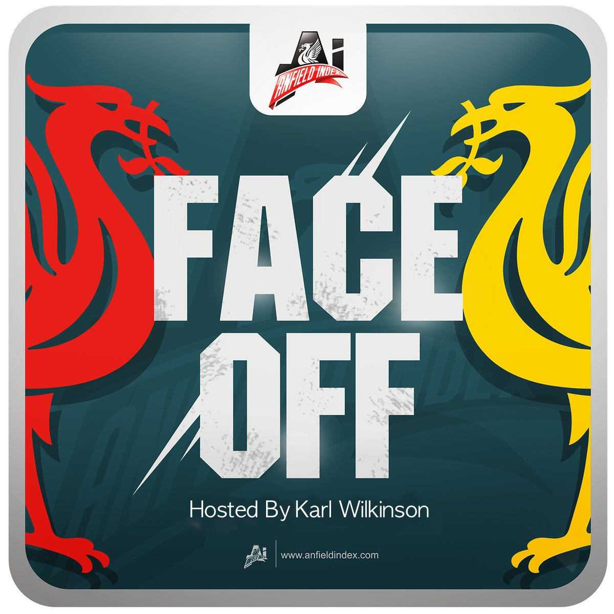 #FaceOff: #LIVLEI  With: @KMacoftheKop @HairyWelshy & @JimKnightTweets  Listen: