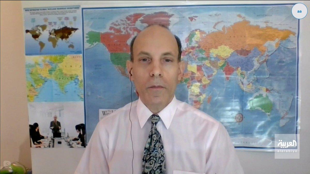 مدير برنامج التحليل العسكري في معهد هادسون ريتشارد ويتز: يجب إضعاف الحرس الثوري الإيراني باستهداف قدراته العسكرية وليس الأفراد #العربية