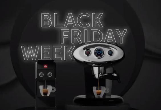 ----> https://t.co/g5Dx3Cerzf  Oggi si celebra il Black Friday. Quali prodotti stanno proponendo i più grandi brand italiani sui social media?    (nella foto, il post di @illyIT su twitter)  #BlackFriday  #BlackFriday2020 https://t.co/6adUyE2jx4