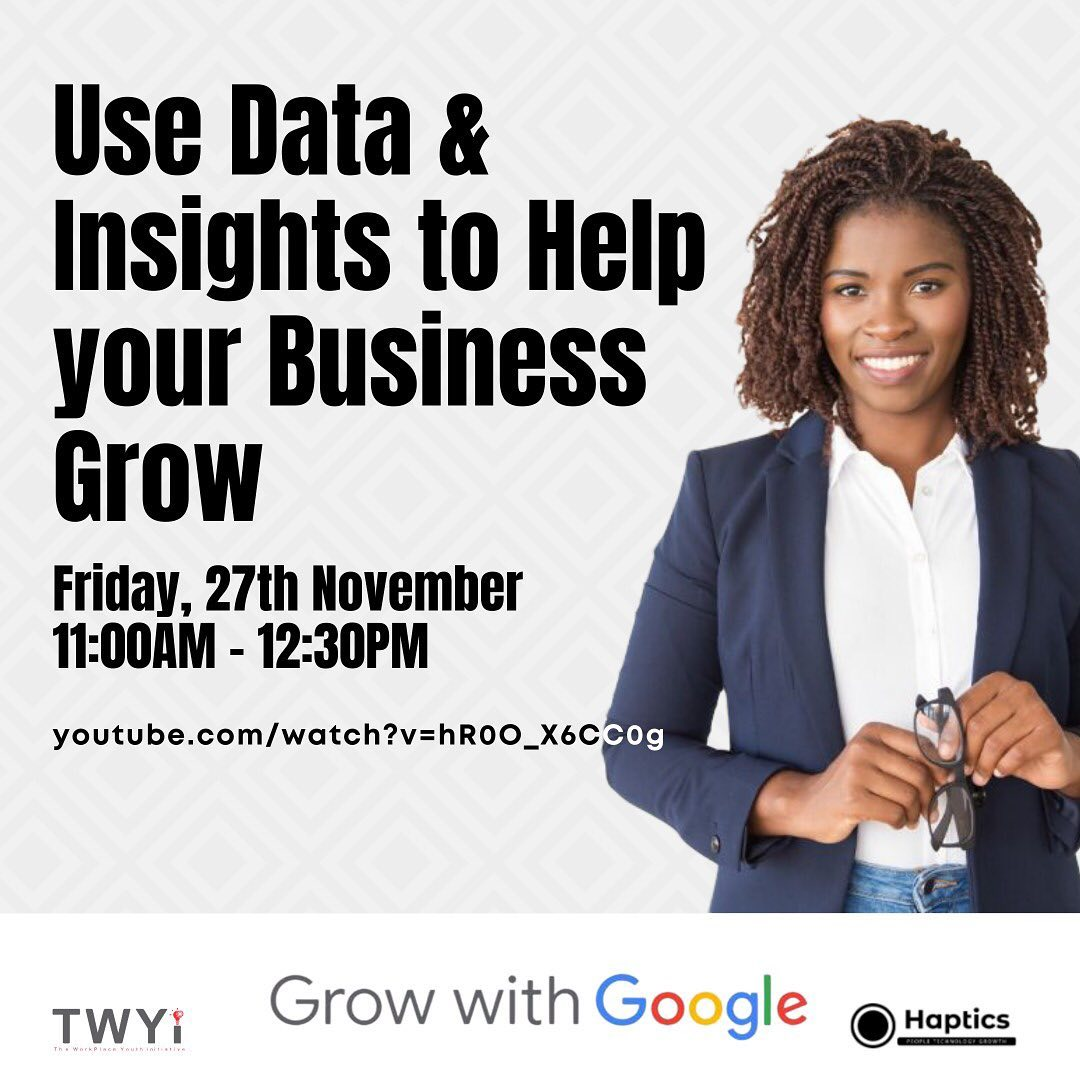 Click on the link in our bio to join the class.  OR  Send us a DM if you are yet to receive individual class links  #growwithgoogle #digitalskllls #onlinelearning