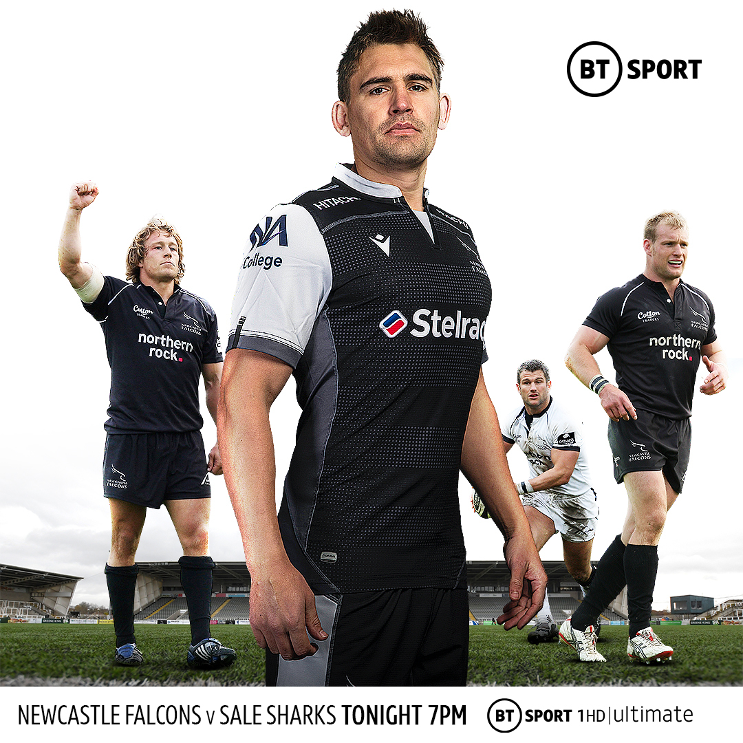 test Twitter Media - 𝙃 𝙊 𝙈 𝙀  After 18 months away, Premiership Rugby returns to Kingston Park 🖤  Under the lights on a Friday night, Newcastle Falcons are back in business 🦅  #GallagherPrem https://t.co/z3AjZUQ5yI