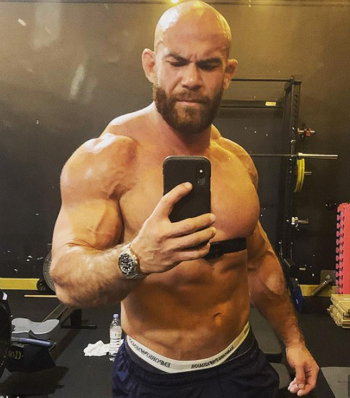 James Cooper Biography                         James Cooper Wiki   James Cooper owns Body Transformation in Hampstead, London  He was stunned when seven officers showed up at his gym and tried to enter.  #BodyTransformation #Jam