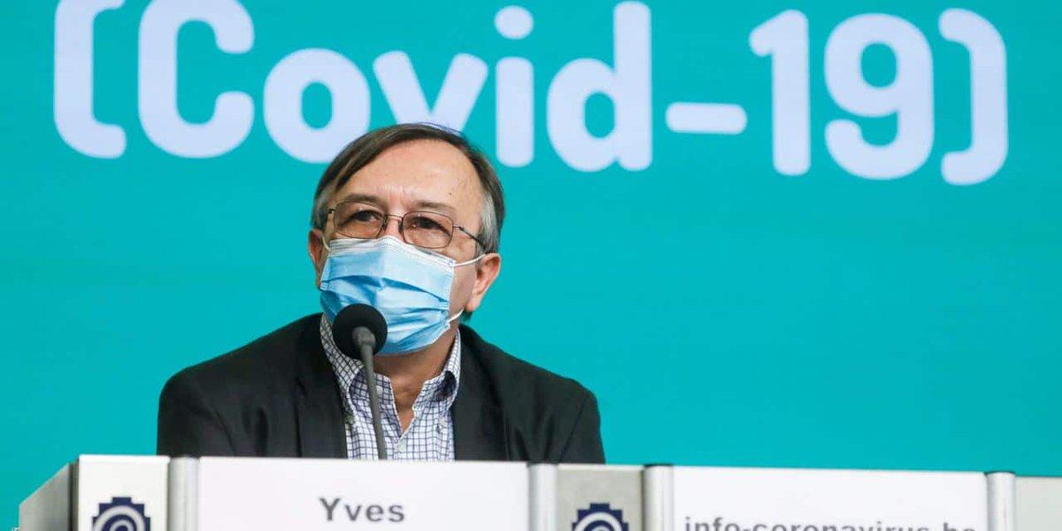 À quelques heures du Comité de concertation, où en est l'épidémie de Covid en Belgique? Suivez la conférence de presse en direct https://t.co/aEBKEK4iRK https://t.co/LPACmJk4VX