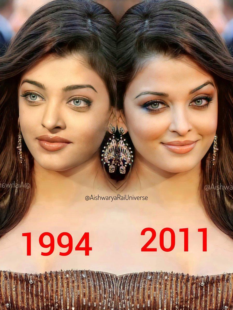 She aged so gracefully. #AishwaryaRaiBachchan #AishwaryaRai
