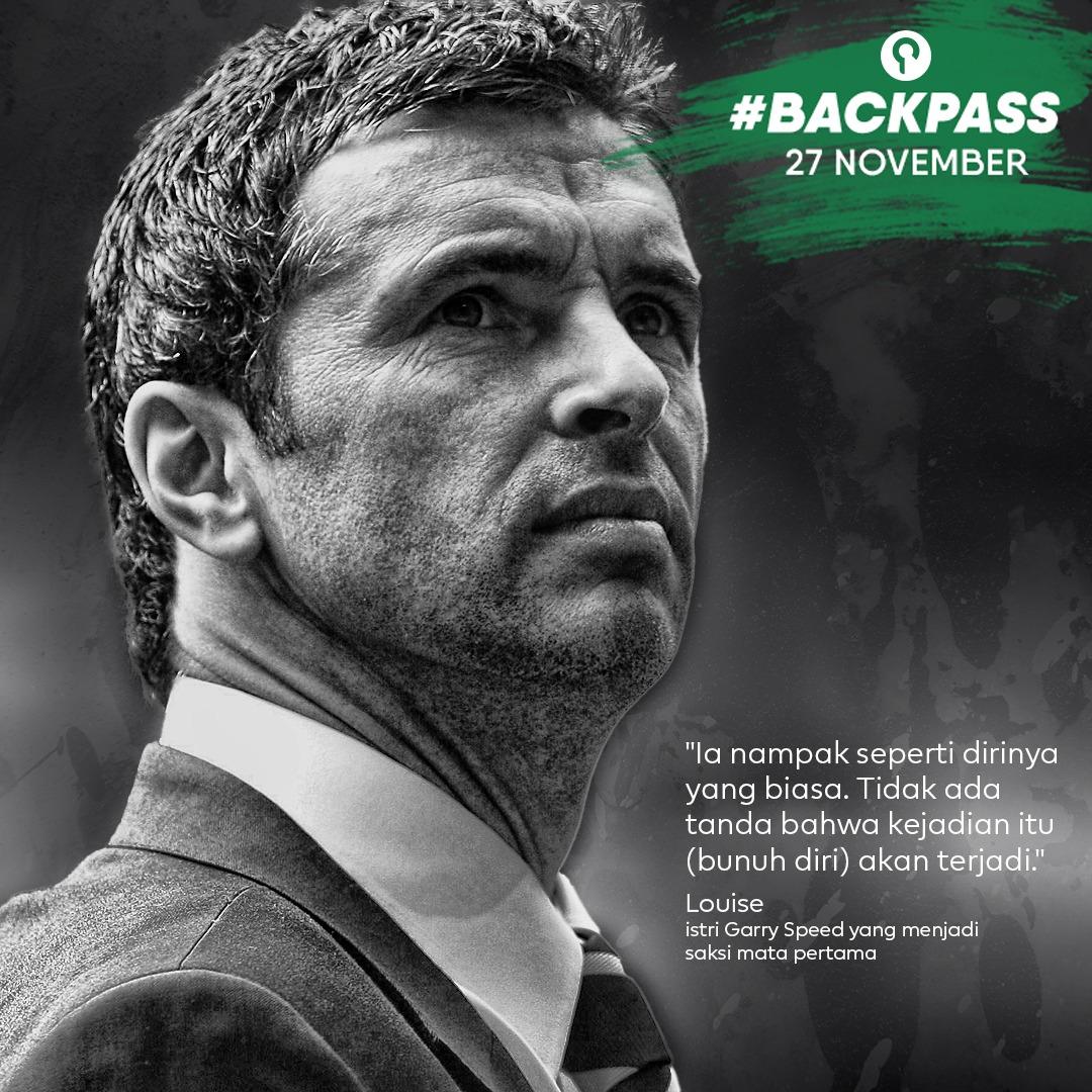 Sembilan tahun yang lalu, dunia sepakbola kehilangan Gary Speed.  R.I.P. #Backpass https://t.co/wvcQh89ZCU