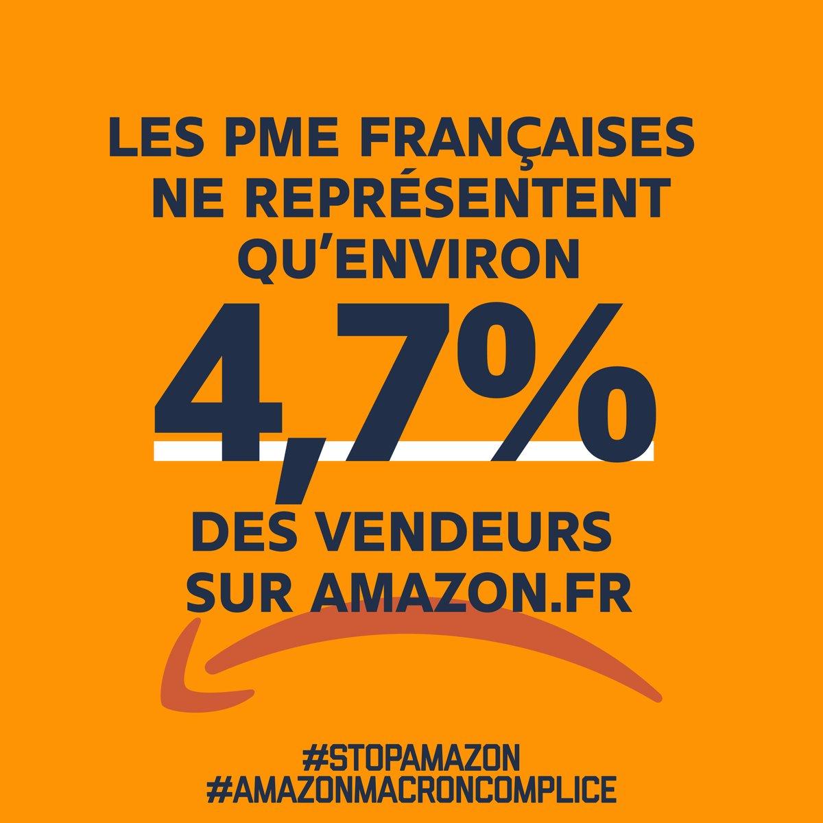 🤓Petit point chiffres !   Député·es @LaREM_AN, peut-être vous demandez-vous pourquoi vous devriez exiger un moratoire sur les entrepôts de e-commerce !   Réponse ⏬  #AmazonMacronComplice #StopAmazon https://t.co/5a018dWCXG