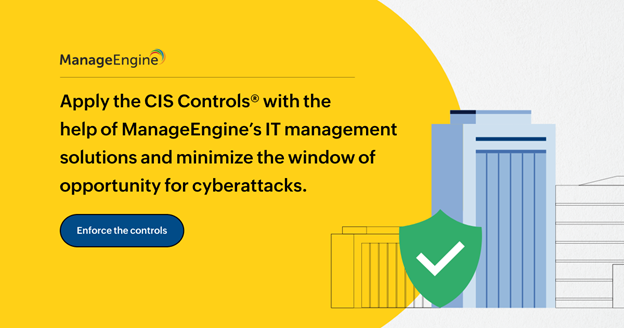 Implementa CIS Controls® e scopri l'elenco delle azioni di difesa informatica rese possibili dalle soluzioni @manageengine 🔥  ❗Riduci in modo significativo le possibilità di un attacco informatico ❗  https://t.co/Vf1knK9pkc  #ciscontrols #cyberdefense #cybersecurity https://t.co/6MiCEggWso