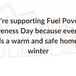Image for the Tweet beginning: We're supporting #FuelPovertyAwarenessDay  Rural communities