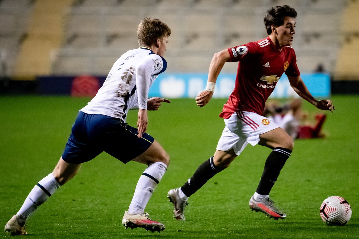 Our #MUAcademy U23s are in Friday night action, as they travel to face West Ham in the #PL2 this evening ⚒  Need a reminder of how they got on last time out? Look no further 👍  #MUFC