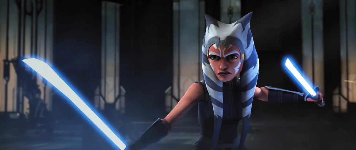 I sense a lot of Queen energy from the new episode of #TheMandalorian , also a quick shout out to Ashley Eckstein for  putting her heart and soul into the character  #AhsokaTano that we got to know over the years and Rosario Dawson for her amazing performance .