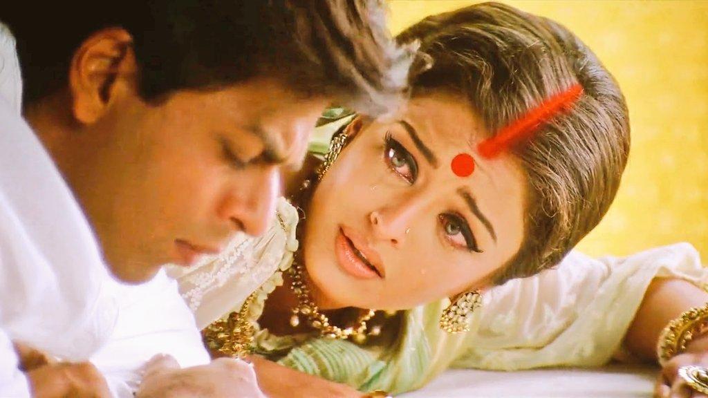    SRK X AISHWARYA         Devdas X Parvati         I C O N I C         #SRK #ShahRukhKhan #AishwaryaRaiBachchan #Devdas   