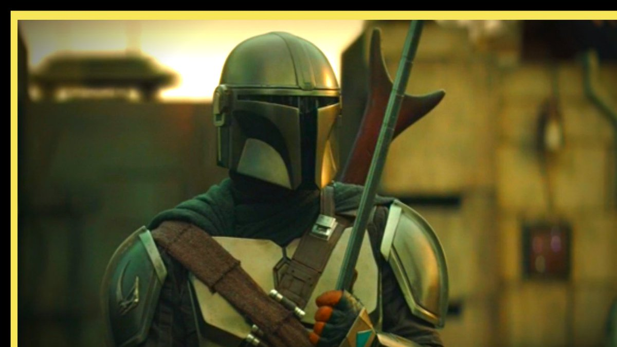 My Chapter 13 Review:   #TheMandalorian