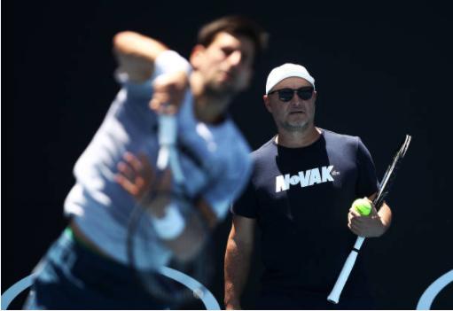 Vajda: Novak tiene la meta de acabar más años como número 1 del mundo https://t.co/XzC6m94EP9 #Tennis https://t.co/iu159Vuh7p