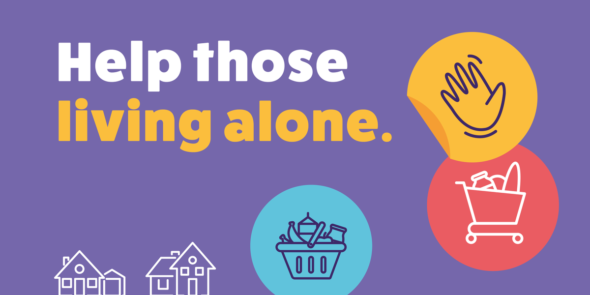 Living alone, no matter what age, can be very lonely throughout winter. Having a neighbour you can trust and ask for help, can make a huge difference. Call or text your neighbour to see how they are or to chat about your day - it may brighten their day too. #OurNeighbours