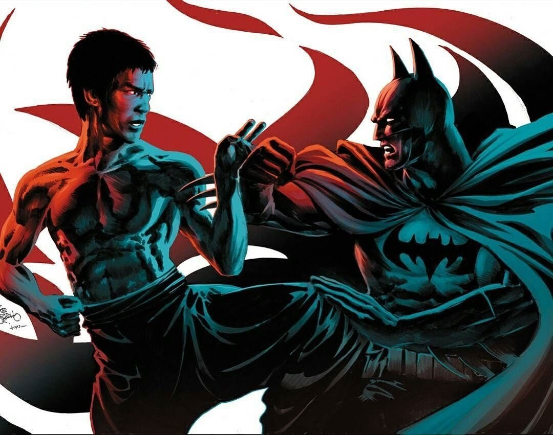 #QuestionOfTheDay - In honor of the iconic #BruceLee's birthday I have to ask...  If no weapons were allowed, #WhoWouldWin in a fight between Bruce Lee and #Batman?  #questionsaskedbyhumans #fridaymorning #mma #martialarts #brucelee80 #BlackFriday2020