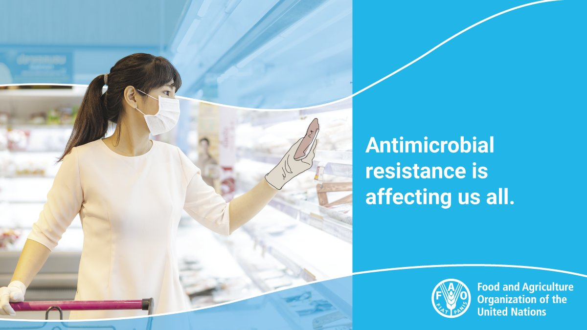 💊We are over-using and misusing antibiotics and other antimicrobials   👎Antibiotics are becoming less effective against common infections   🌏We need global action to ensure antimicrobials continue to work   💪Everyone has a role to play!   #AntimicrobialResistance