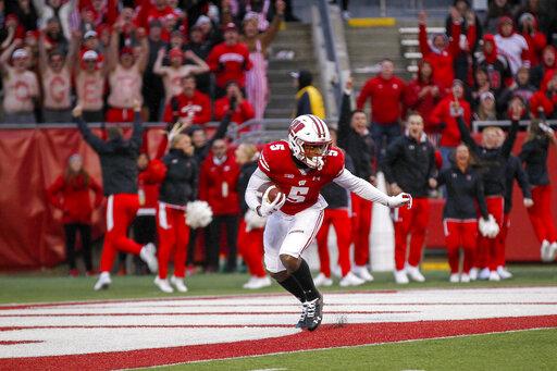 Wisconsin cornerback declares for NFL Draft  #Badgers