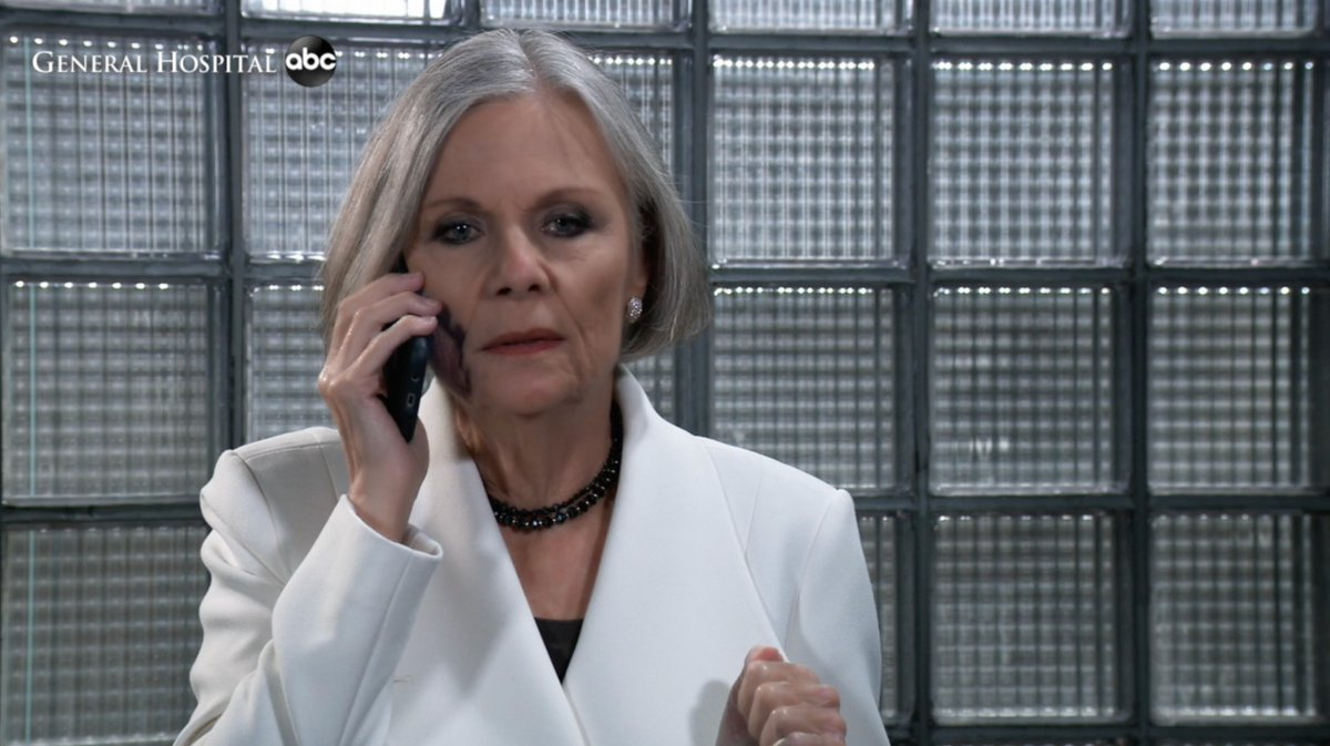 Tracy has thoughts about Olivia's plan for a traditional Thanksgiving turkey. 🦃 Enjoy this deleted scene from Monday's all-new #GH! Here's to hoping it holds you over until then. #GeneralHospital https://t.co/5gp9dJMz15