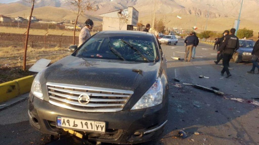 В Иране убит физик-ядерщик Мохсен Фахризаде