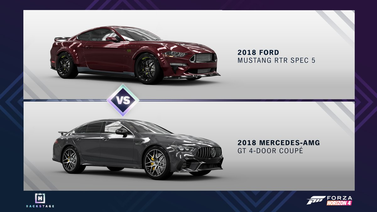 If you have strong opinions about the cars featured in this week's Backstage poll, now is the time to share them. https://t.co/I2Pwh9fvW1
