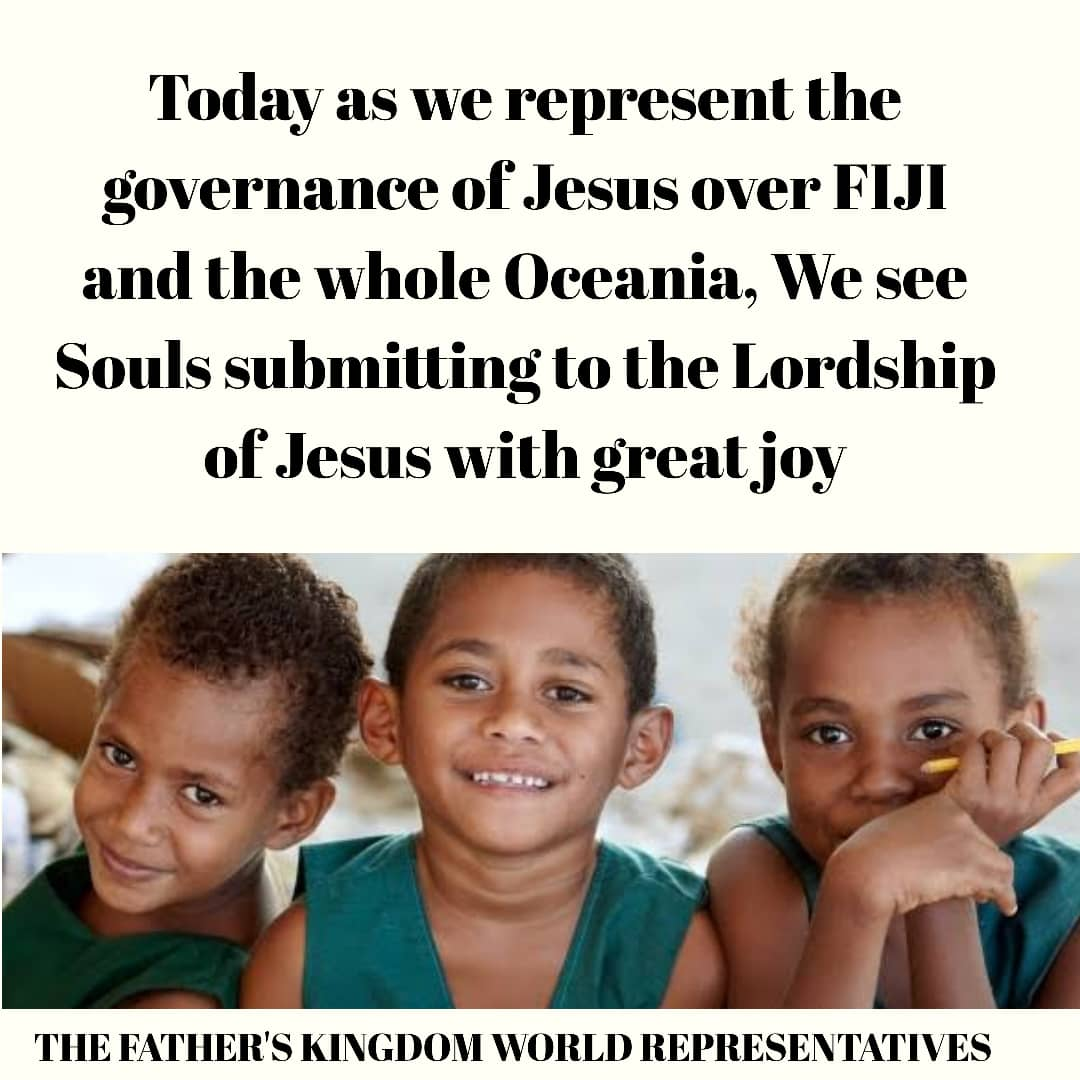 Stand with believers from different regions of the World today for Fiji and the whole continent of Oceania   6pm GMT Click to join   #TeamFiji #fijinews #FaithFriday  #ChristTheKing  #oceania  #LIVE  #JesusSaves  #PrayerForTheNation  #Prayers