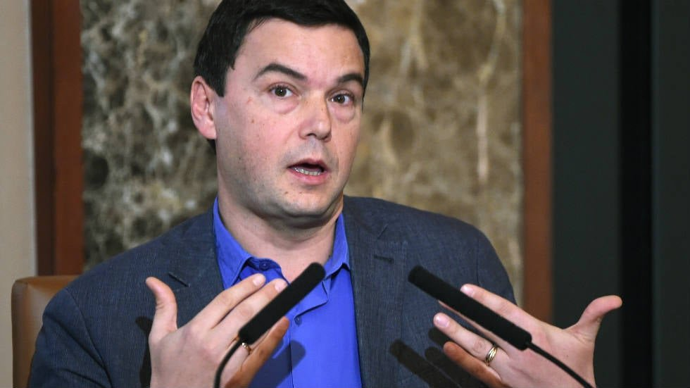 Thomas Piketty says pandemic is opportunity to address income inequality