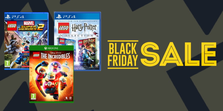 Fun for all the family this #BlackFriday is just a few bricks away! 🧱  Several LEGO games are now just £13.99 at Currys PC World 👉 https://t.co/nEIOtoekuj https://t.co/6O6pJjLJWE