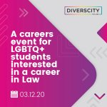 Image for the Tweet beginning: #DiversCity in Law is a
