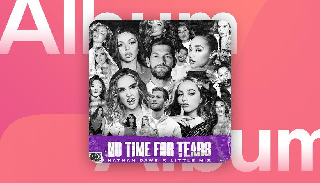 .@NathanDawe x @LittleMix  🎶 💃  Check out #NoTimeForTears right now on Deezer.