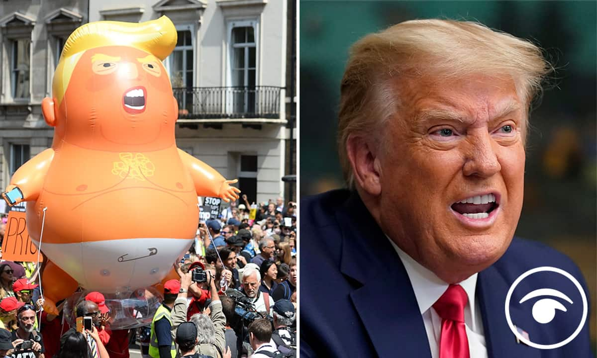 Outgoing (eventually) US President Donald Trump, spat his dummy out and declared Twitter a national security threat after #DiaperDon went viral following apress conference, where he repeatedly complained about perceived injustices.