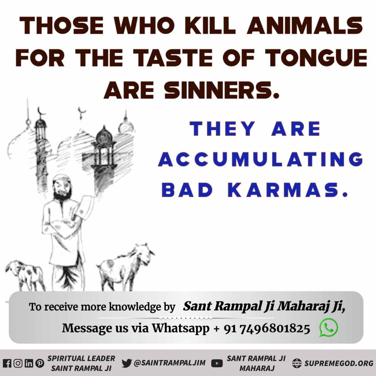 #FridayThoughts Amar Lok (Satyaloka) does not have incense - that is, if incense is painful, then shade is needed.  ,,  There is only happiness in that truth, there is no sorrow.   Saint rampal ji maharaj @iamDivyaKhosla @iamjuhiparmar