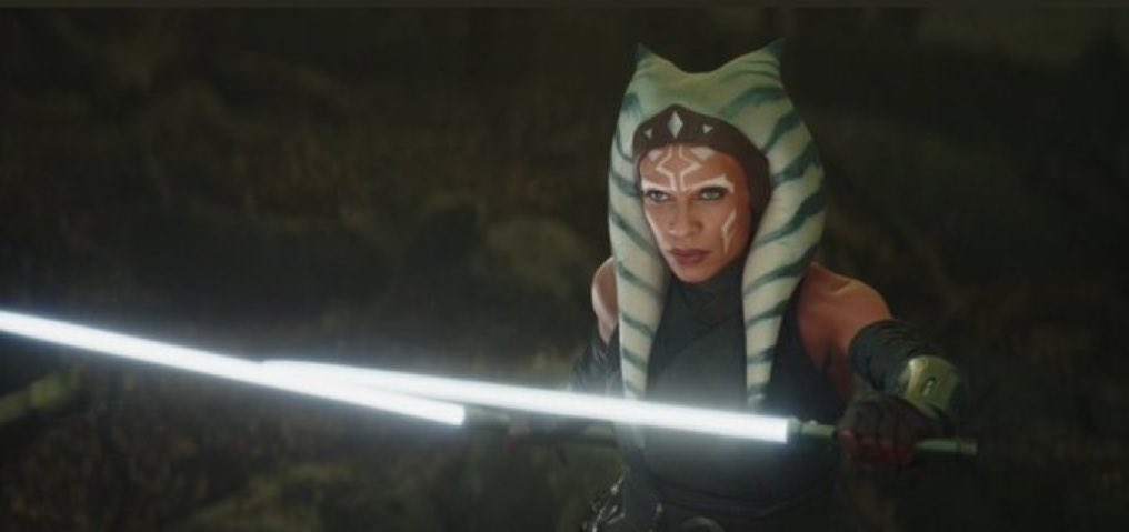 Is the latest episode of #TheMandalorian the greatest ever? Yes. Yes it is!! #AhsokaTano