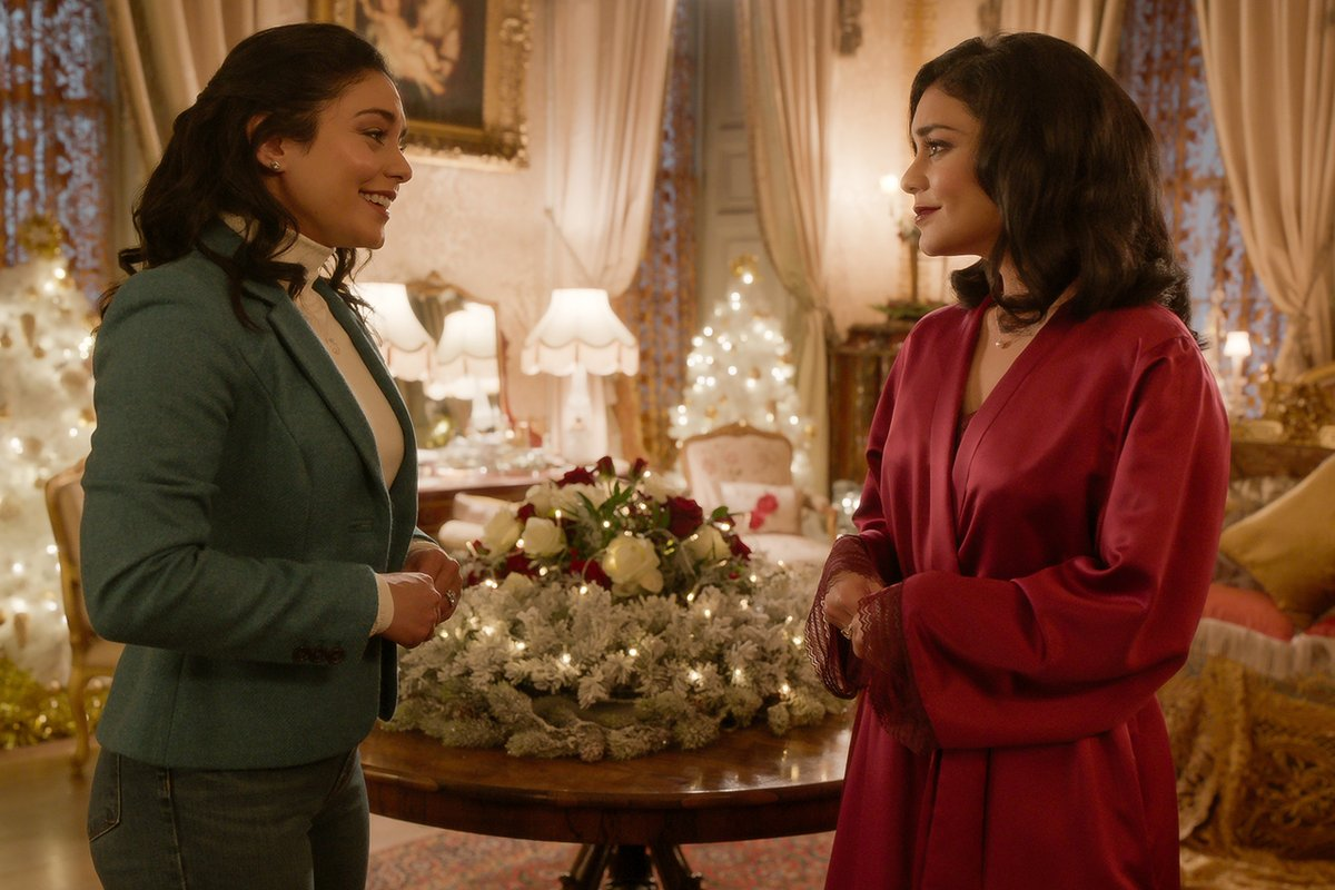#ThePrincessSwitch: Switched Again teases a Netflix holiday romcom cinematic universe: