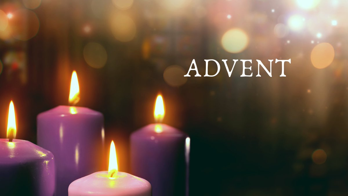 @Pontifex Advent season will knock our doors life's soon. Advent is the time to welcome the Lord who comes to meet us,  the time to look ahead,  and to prepare ourselves for Christ's return. Let's welcome Advent with love, peace. In Jesus' Name. Amen