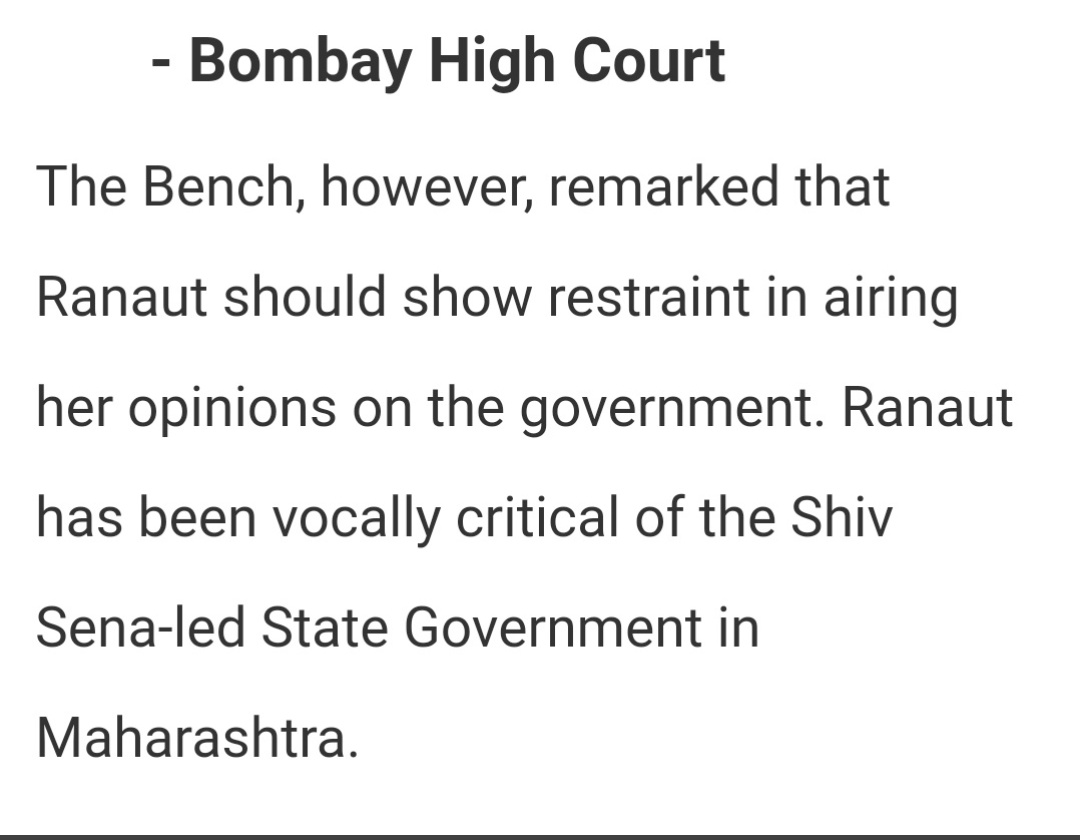 @vikramchandra Wonder what to make of Bombay High court order ? #Liberty  In my mental anguish on days I can barely breathe in #delhiairquality am I supposed to restrain my anger against the ruling government?