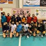 Image for the Tweet beginning: Las jugadoras de 'El Pendo-Camargo'