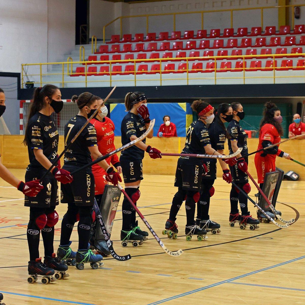 👉 El @gijonhc recibe al Alcorcón en Mata Jove   🖥️ Enlace para ver el encuentro  🔗 https://t.co/zDHifrd8ST  #deporte #hockey #patines #tododeporte #asturias https://t.co/zOOVn7uXRa