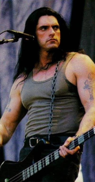 Peter Steele. (1962-2010) #TypeONegative #Carnivore #Fallout