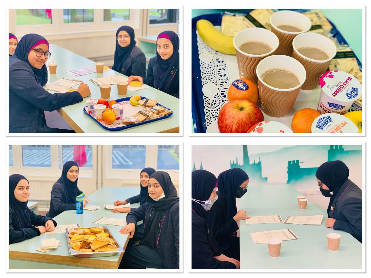 """""""Team work makes the dream work""""- Student Council @TauheedulGirls discuss charitable projects, exams and lunch menus! #WeAreStar #StudentCouncil #students #leaders #youthaction #iwill #charity #exams2021"""