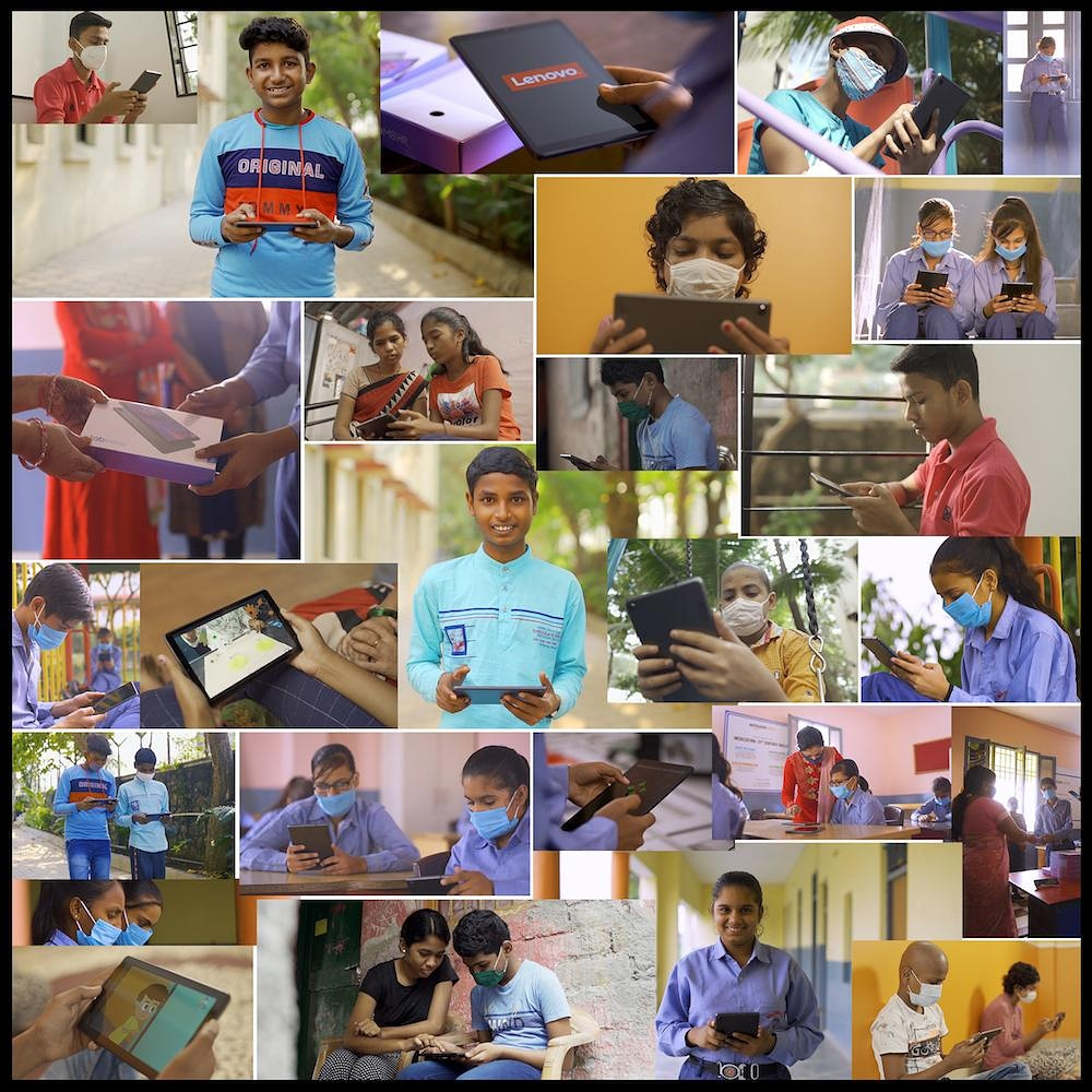 I thank each one of you for your priceless donations to Amazon India's Delivering Smiles campaign which enabled many students to resume their online classes. We delivered many priceless smiles along with @amazondotin @AmazonNews_IN #DeliveringSmiles #Giftasmile #Makeadifference