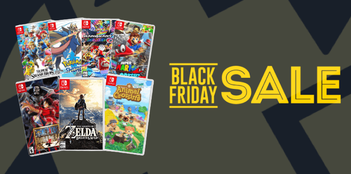 Save 10% on select Nintendo Switch exclusives this #BlackFriday thanks to this limited-time offer code from Currys: https://t.co/ol18riCKVe https://t.co/WeEQTO8j6w