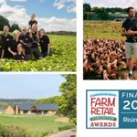 Image for the Tweet beginning: Rising Star 2021 - FINALISTS  @ColwithFarm,