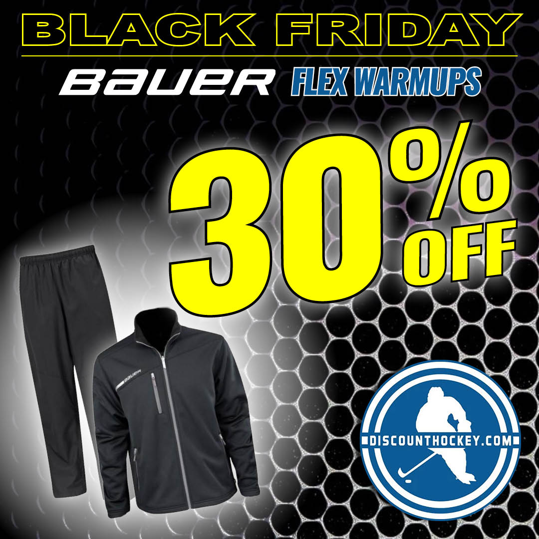 Look cool when you are keeping warm off the ice with Bauer Flex Warmups. Get styling now:  https://t.co/c7D6ksr5k6 Follow us on social media or visit https://t.co/CRTf58Q21c today. #icehockey #hockey #blackfridaydeals #Bauer #blackfriday https://t.co/Wmo9spgRmF