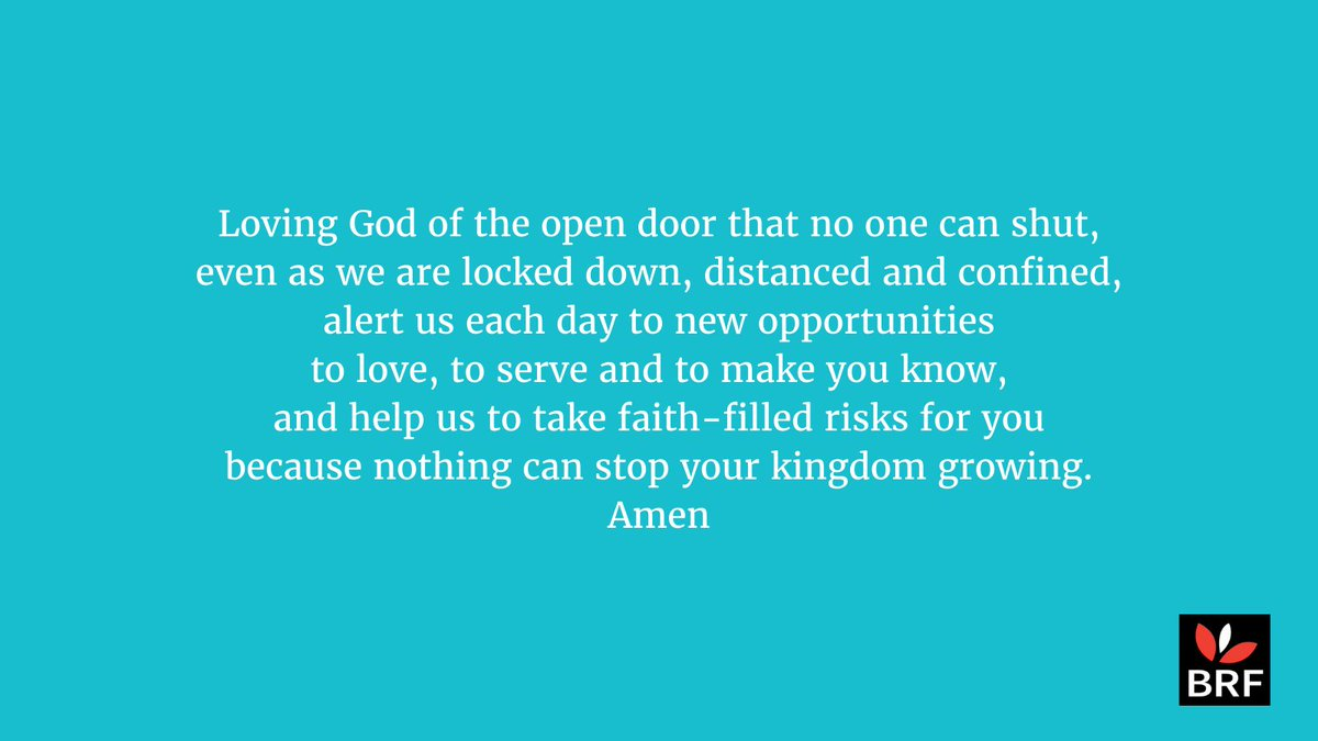 Loving God, help us to take faith-filled risks for you. #DailyPrayer #Prayer