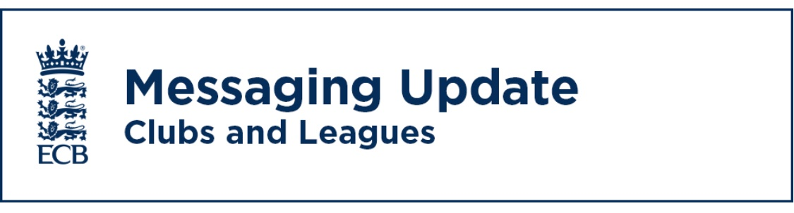 test Twitter Media - ECB Update - Clubs & Leagues👇  🔵 Post-lockdown Regional Tiers 🔵 ECB action to drive out discrimination & increase diversity 🔵 Online Security for Clubs  https://t.co/CfnjgM5Qn0 https://t.co/FhUe0Y5YZk